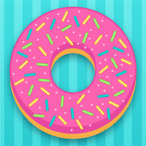 Donut Drop by ABCya -