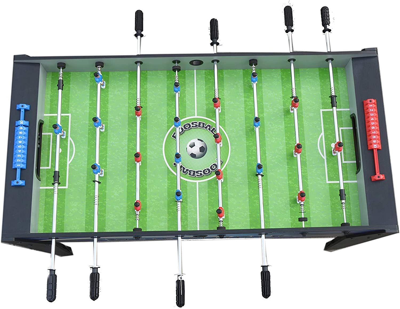 Hathaway Allure mesa de futbolín de 48 pulgadas, azul, 48.5 ...