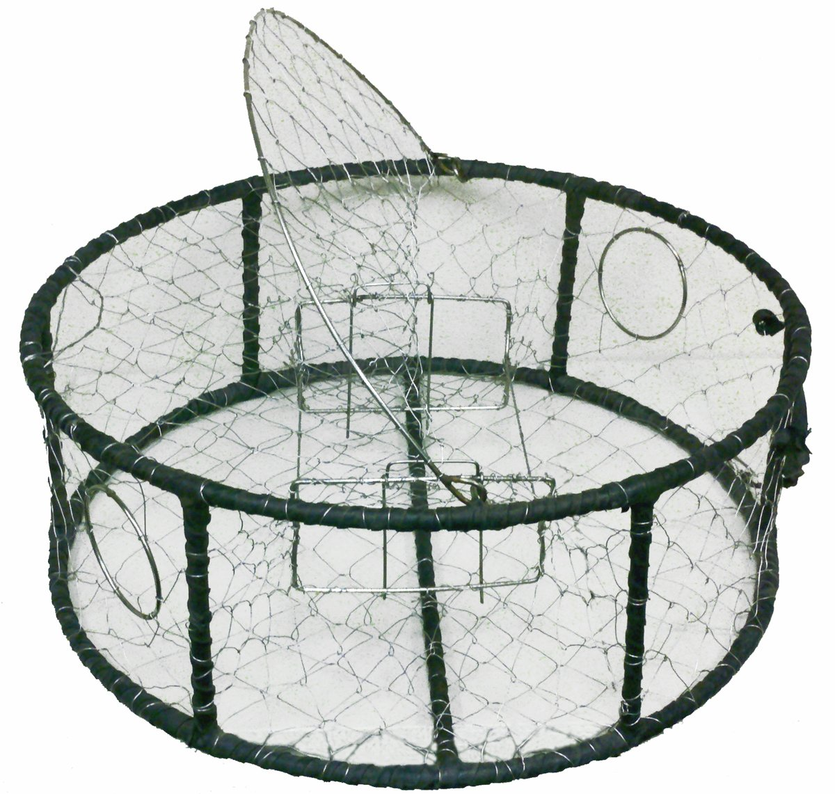 Promar Stainless Steel Mesh Crab Pot Rubber Wrap Rebar by Promar