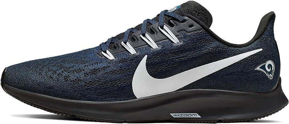 Nike Los Angeles RAMS Air Zoom Pegasus 36 - Zapatillas de Running ...