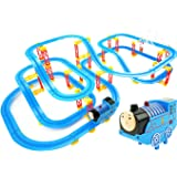Kiditos Electronic Tracks Racer Educational Building Blocks with Sound & Light