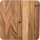 Ironwood Gourmet 28453 Square Cutting Board, Acacia Wood