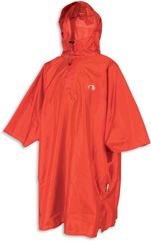 Tatonka 164 2793 Childrens Poncho//Rain Cape Red