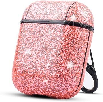 Amazon Com Airpod Cases Cute Pink Girly Airpod Case Luxury Skin