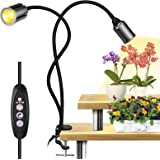 LED Grow Light for Indoor Plants - Relassy 75W Sunlike Full Spectrum Indoor Grow Light Plants - 3/6/12H Auto On/Off…