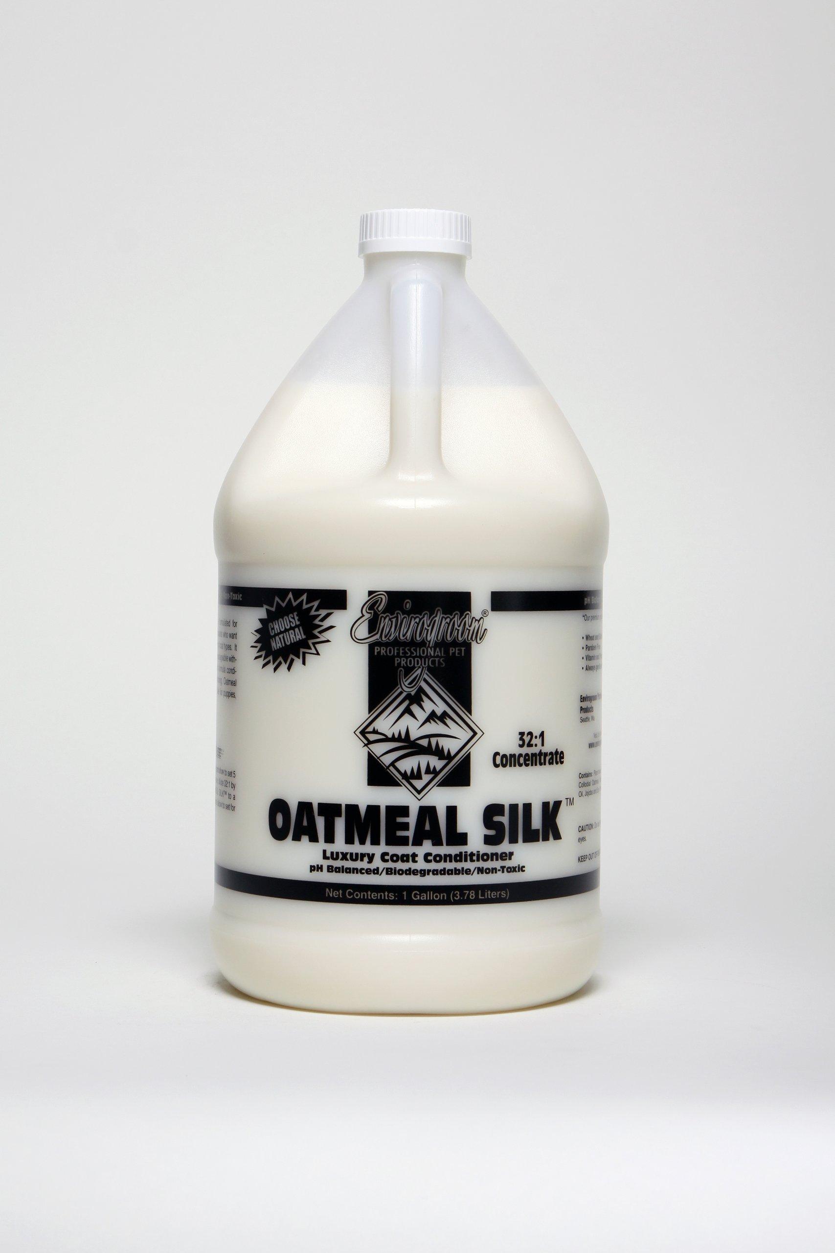 Envirogroom Oatmeal Silk Conditioner Gallon