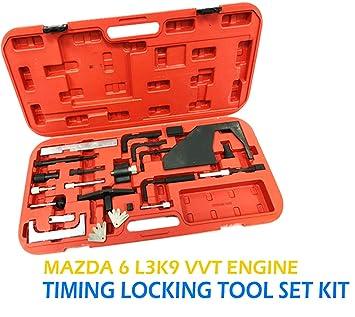 Juego de herramientas de encendido y apagado de 3 6 CX-7 2,3 MPS TURBO DISI L3 L3K9 VVT: Amazon.es: Coche y moto