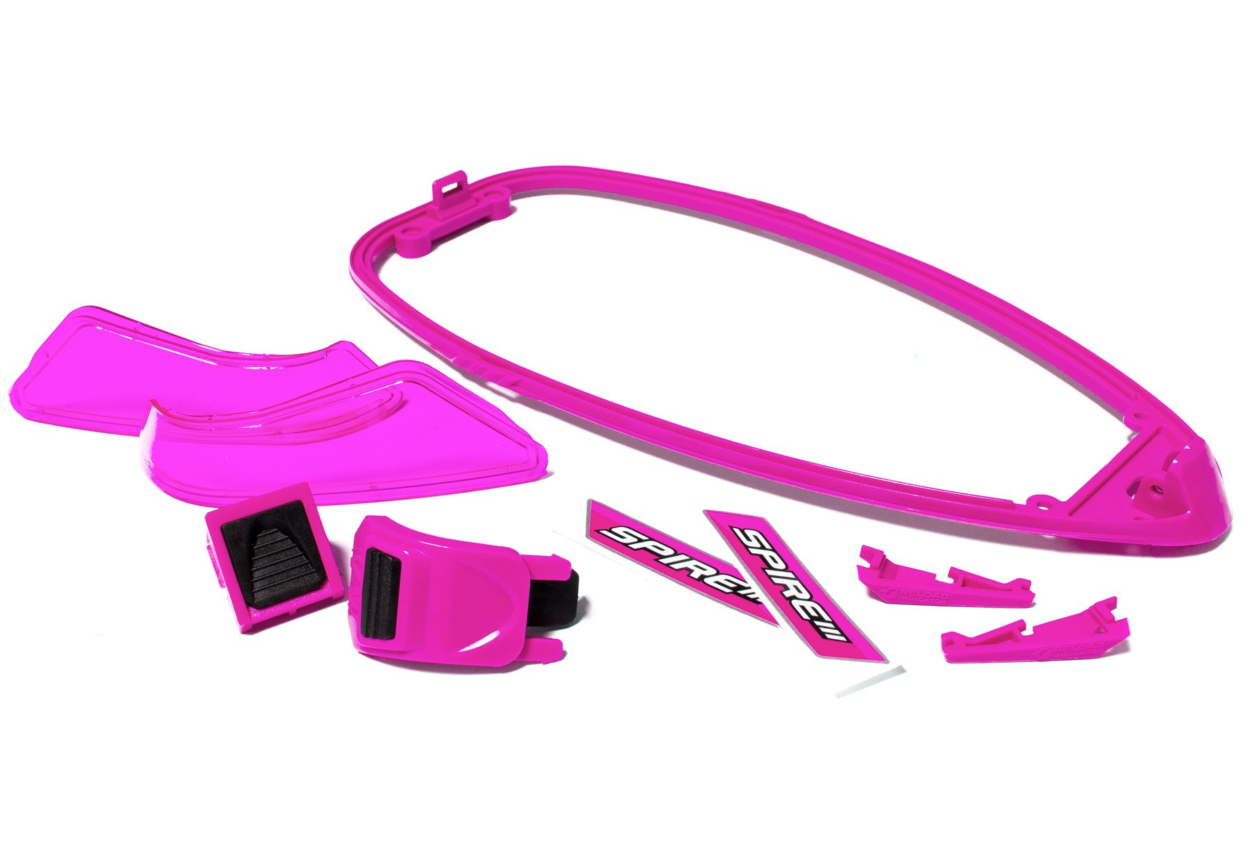 Virtue Paintball Spire III Loader Color Kit (Pink) by Virtue Paintball
