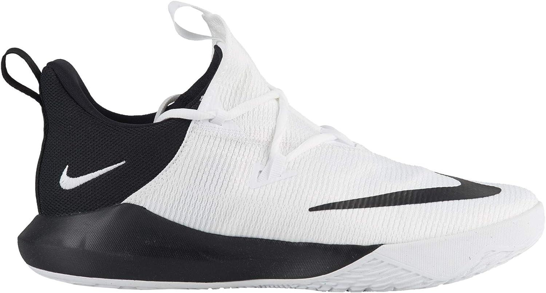 Los Alpes mayor Baño  Amazon.com | Nike Zoom Shift 2 Tb Mens Ar0461-100 Size 15 White/Black-White  | Shoes
