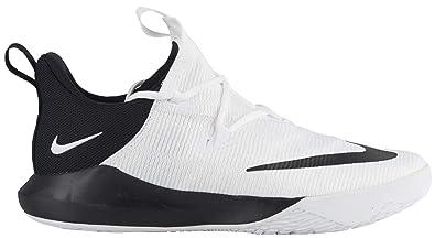 new products 2c676 92fe3 Amazon.com   Nike Men s Zoom Shift 2 TB White Black-White Basketball Shoes    Basketball