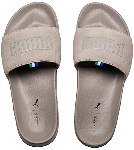 ac6ed677bc94 PUMA BIG SEAN Leadcat Suede Sandals Grey  Amazon.co.uk  Shoes   Bags