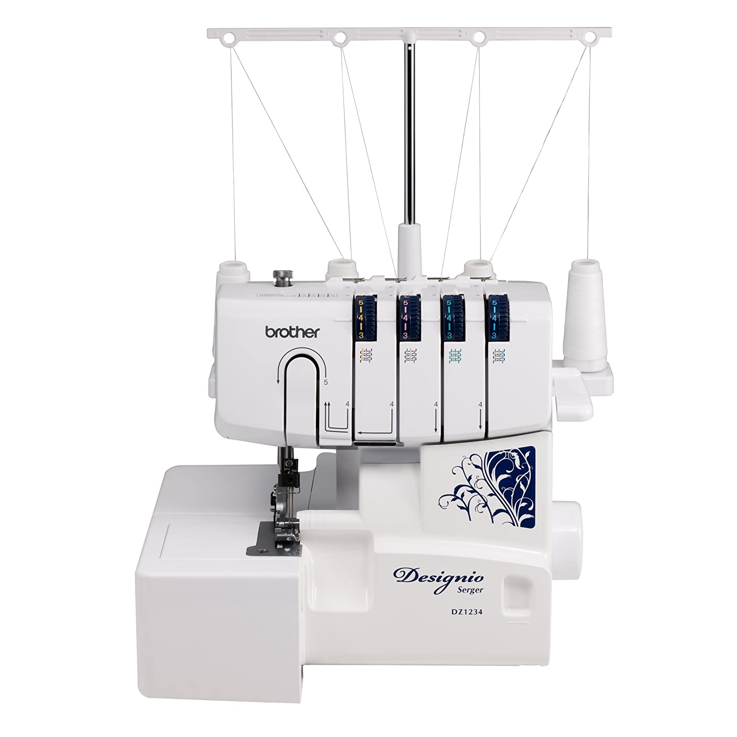 Brother Designio Series DZ1234 Serger Reviews 1