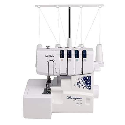 Amazon Brother Designio Series DZ40 Serger Adorable Brother Serger Sewing Machine