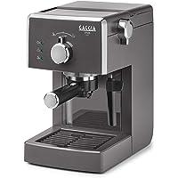 Gaggia Viva Chic Industrial Grey manuel kahve makinesi, 1025 W, 1 litre, ABS