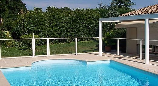 Chalet-Jardin Barrera de protección para Piscina Panel ...