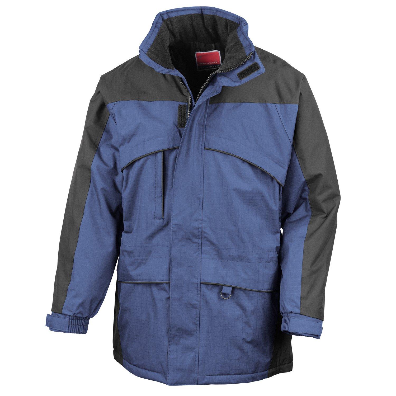 Result Seneca hi-activity jacket Royal/ Black M