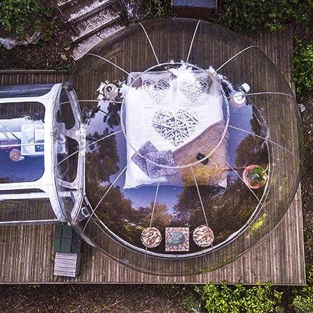 ZYJFP Garden Igloo Casa Inflable De La Tienda De La Burbuja ...