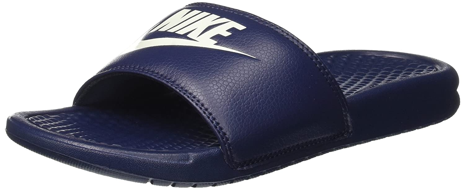 half off 01291 cbda4 Nike Men's Benassi Just Do It Athletic Sandal