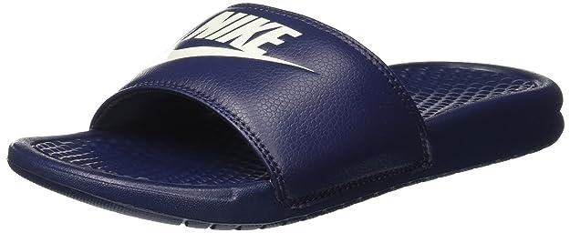 3. Nike Men's Benassi Just Do It Athletic Sandal