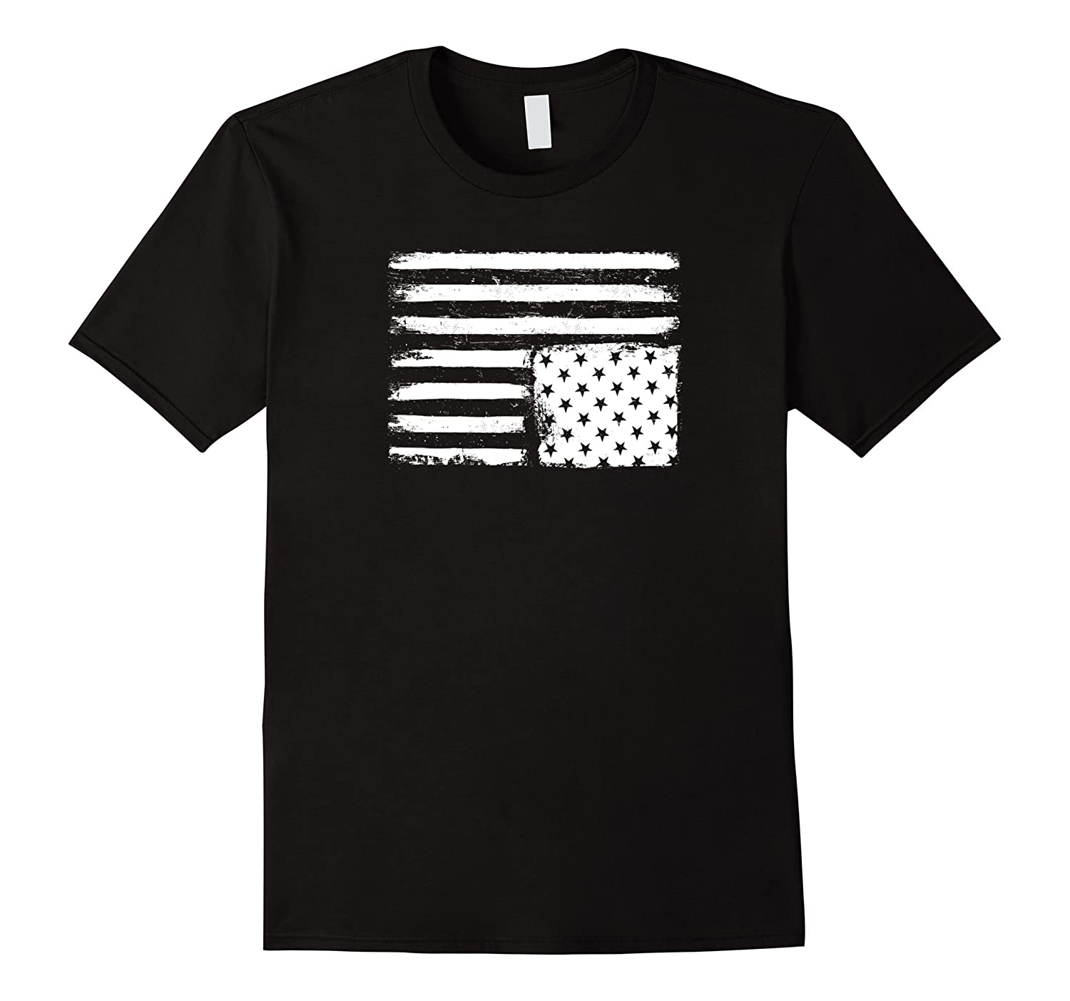 American Flag Upside Down Distress Code-BN