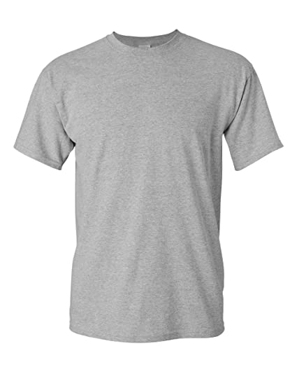 14c30e848590d4 Image Unavailable. Image not available for. Color: Gildan Ultra Cotton Tall  T-Shirt,Sport Grey,3XLT