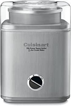 Cuisinart ICE-30BC 2 Quart Frozen Yogurt-Sorbet & Ice Cream Maker