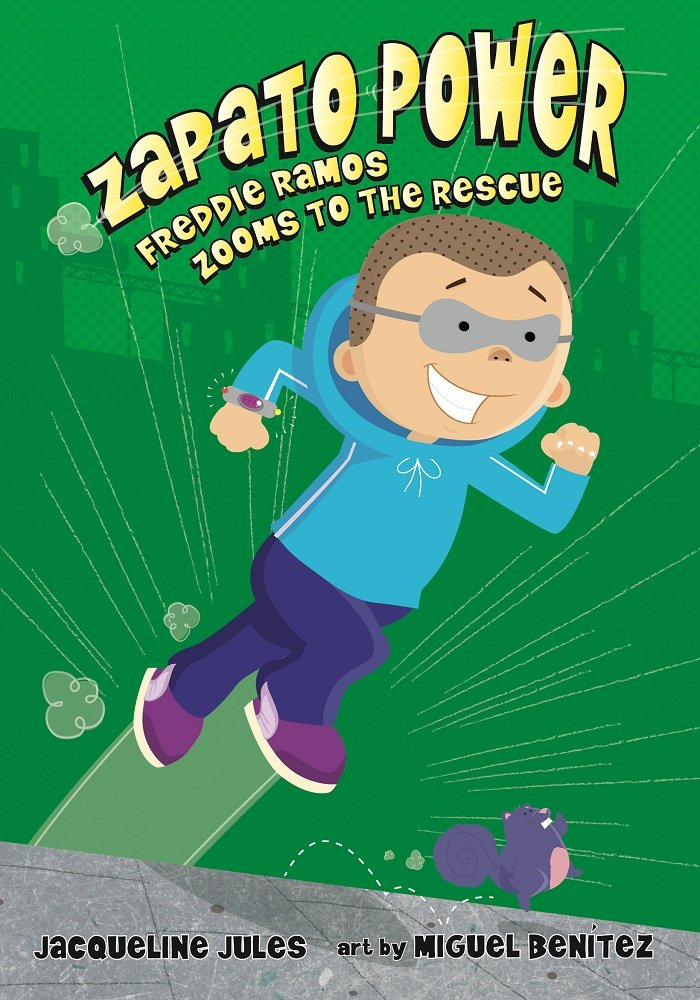 Freddie Ramos Zooms Rescue Zapato product image