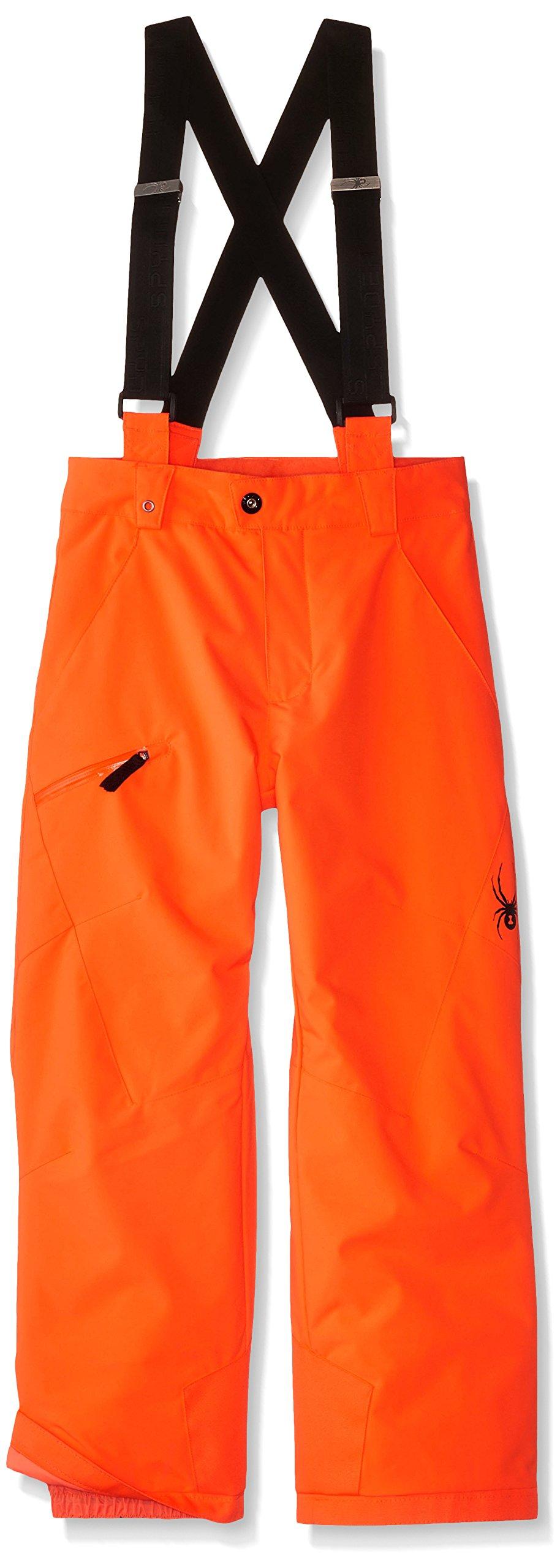 Spyder Boys Propulsion Pant, 20, Bryte Orange