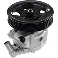 A-Premium Power Steering Pump with Pulley Replacement for Volvo XC90 (V8 4.4L Only) 2005-2011
