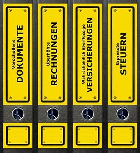 File Art AJ082 Diseño Etiquetas – Etiquetas para archivadores