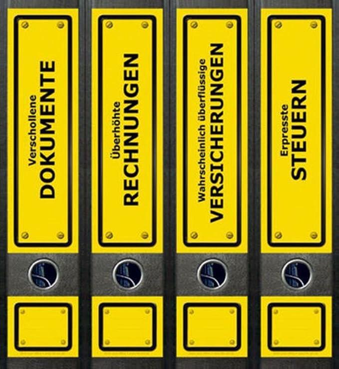 File Art AJ082 Diseño Etiquetas - Etiquetas para archivadores: Amazon.es: Oficina y papelería