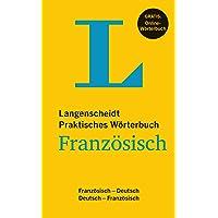 Langenscheidt Praktisches Wörterbuch Französisch - Buch mit Online-Anbindung: Französisch-Deutsch / Deutsch-Französisch (Langenscheidt Praktische Wörterbücher)