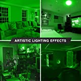 2 Pack BlueX CFL Green Light Bulb 24W - 100-Watt