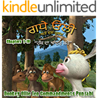 Donkey Ollie Punjabi Ten Commandments: Ten Commandments for Punjab