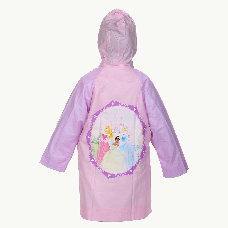 Disney Princess Girls Purple Slicker Image 2