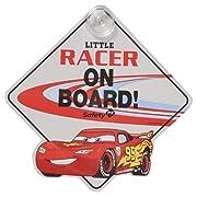 Disney Little Racer On Board Sign, Cars II