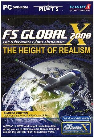 FSX - PILOT'S - FS Global 2008 for FSX - DVD 2 download