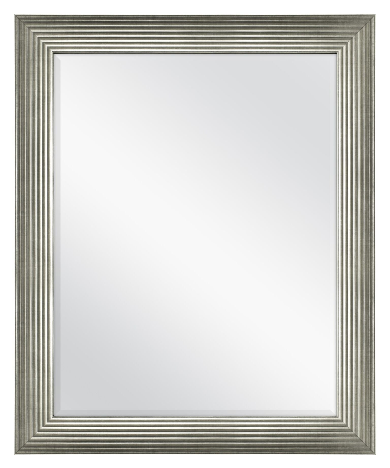 MCS 22x28 Inch Summit Mirror, 27.5x33.5 Overall Size, Silver (66942) 27.5 x 33.5 Inch,