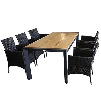 Ensemble De Jardin Table De Jardin Table En Polywood Plaque Couleur