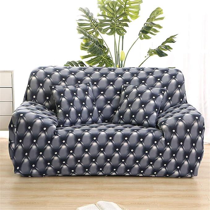 Amazon.com: RETAINS Fundas de sofá elásticas para sala de ...
