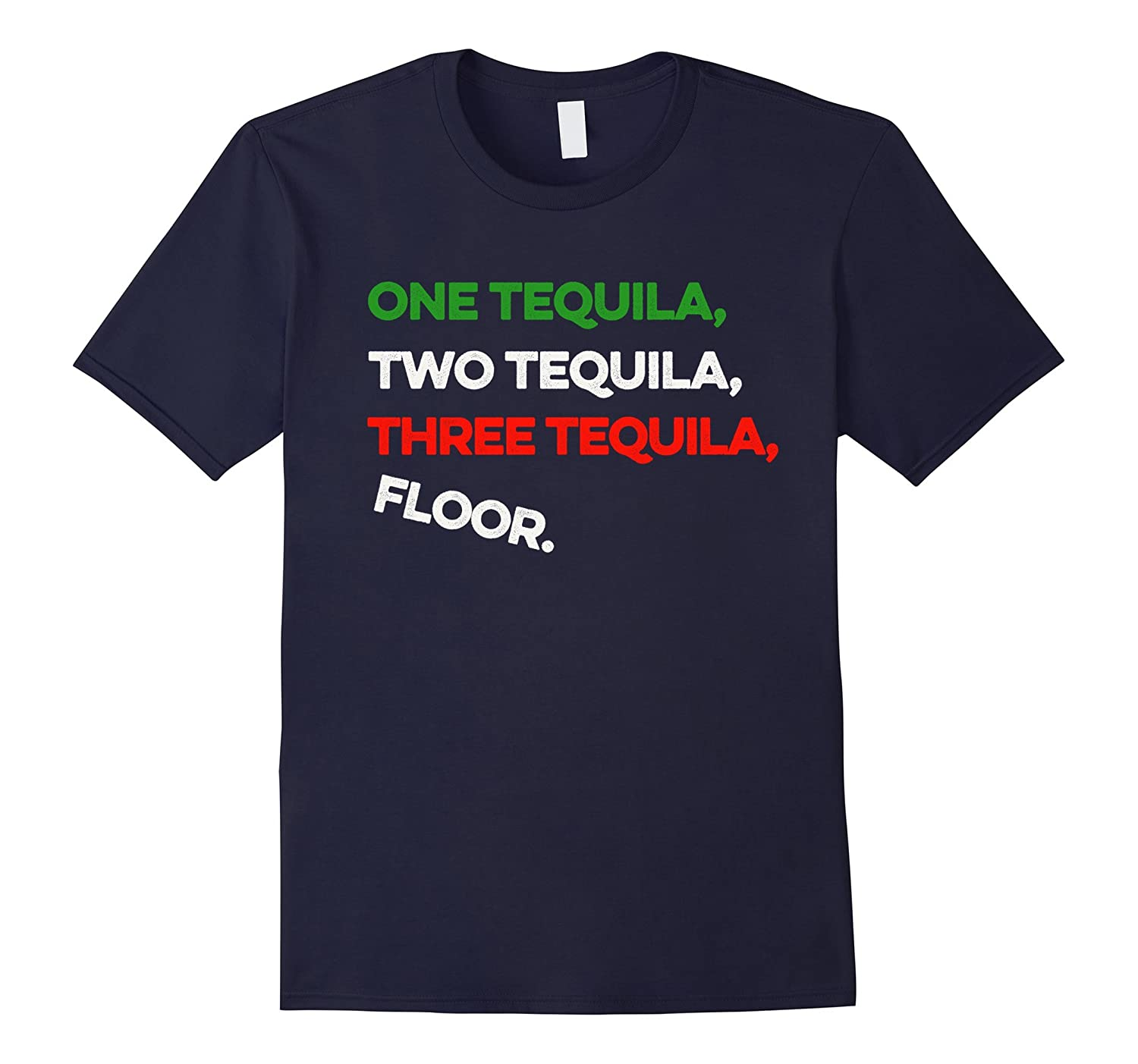 Cinco de Mayo May 5th 2017 Drinking Party Tequila T-Shirt-Vaci