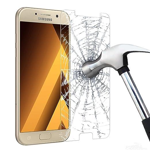 35 opinioni per Samsung Galaxy A5 (2017) Pellicola Protettiva, KKtick Ultra resistente in