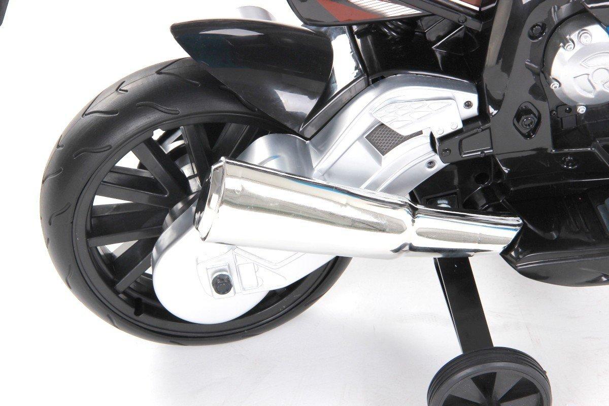 Motocicleta Eléctrica BMW S 1000 RR, Vehículo Alimentado por Batería ...
