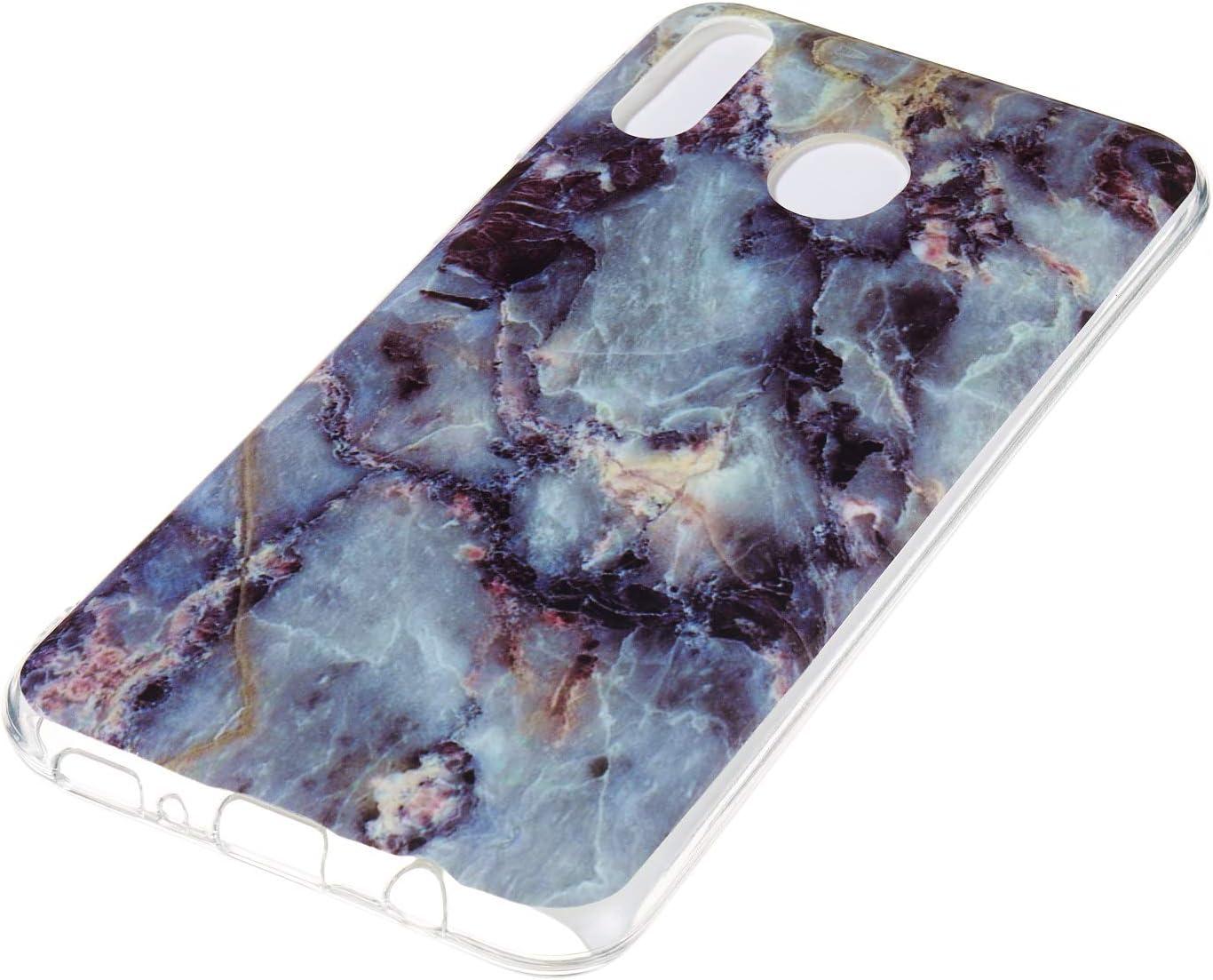 Samsung Galaxy M20 Case Lomogo Soft Silicone Case Shockproof Anti-Scratch Case Cover for Samsung Galaxy M20 LOYHU190091#7