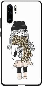 اوكتيك كفر حماية غطاء جراب متوافق مع هواوي بي 30  برو خلفية صلبة واطراف مرنه ممتص للصدمات - تصميم مطفي متعدد الألوان بواسطة اوكتيك