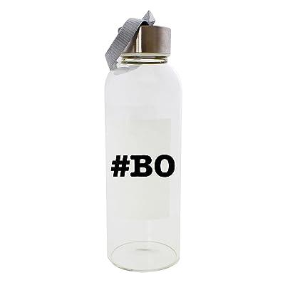 nicknames BO nickname Hashtag 420 ml glass bottle