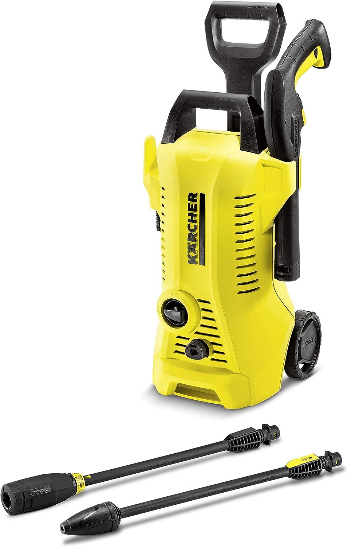 Kärcher K2 Full Control - Hidrolimpiadora de alta presión para exteriores 110 bar, 1400 W, 360 L/h (1.673-400.0): Amazon.es: Bricolaje y herramientas