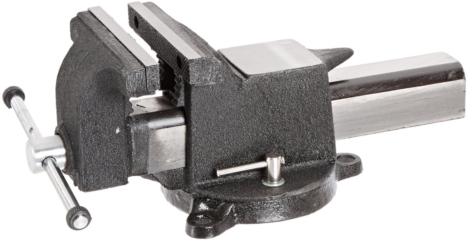 Yost 938 All-Steel Combination Pipe and Bench Vise with 360 degree Swivel Base