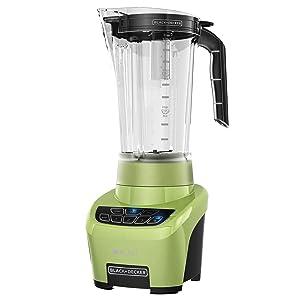 BLACK+DECKER XL Blast Drink Machine, Lime Green, BL4000L