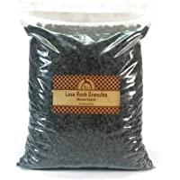 Midwest Hearth Natural Lava Rock Granules for Gas Log Sets and Fireplaces (5-lb Bag)